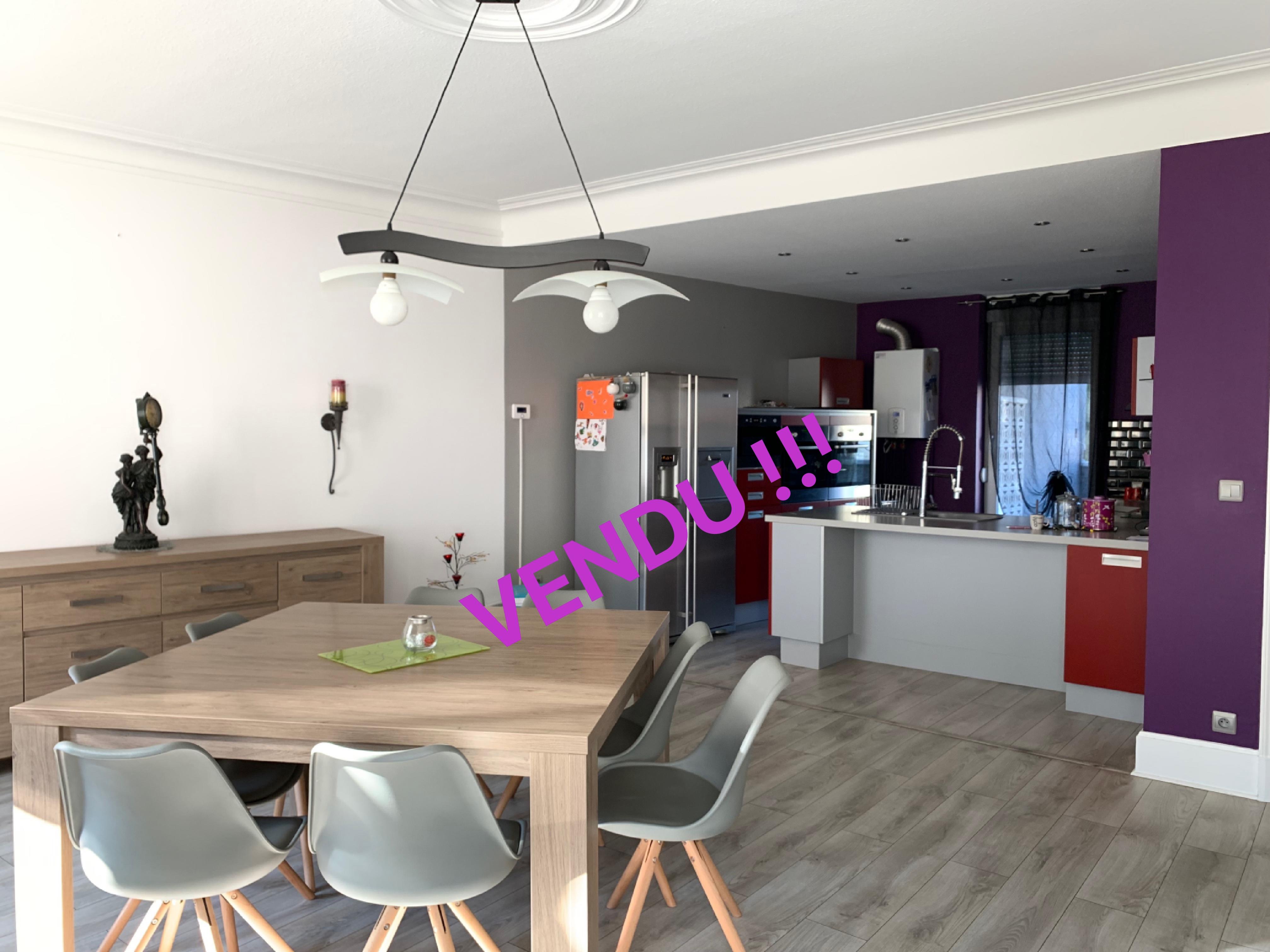 Superbe appartement état neuf de 104 m2