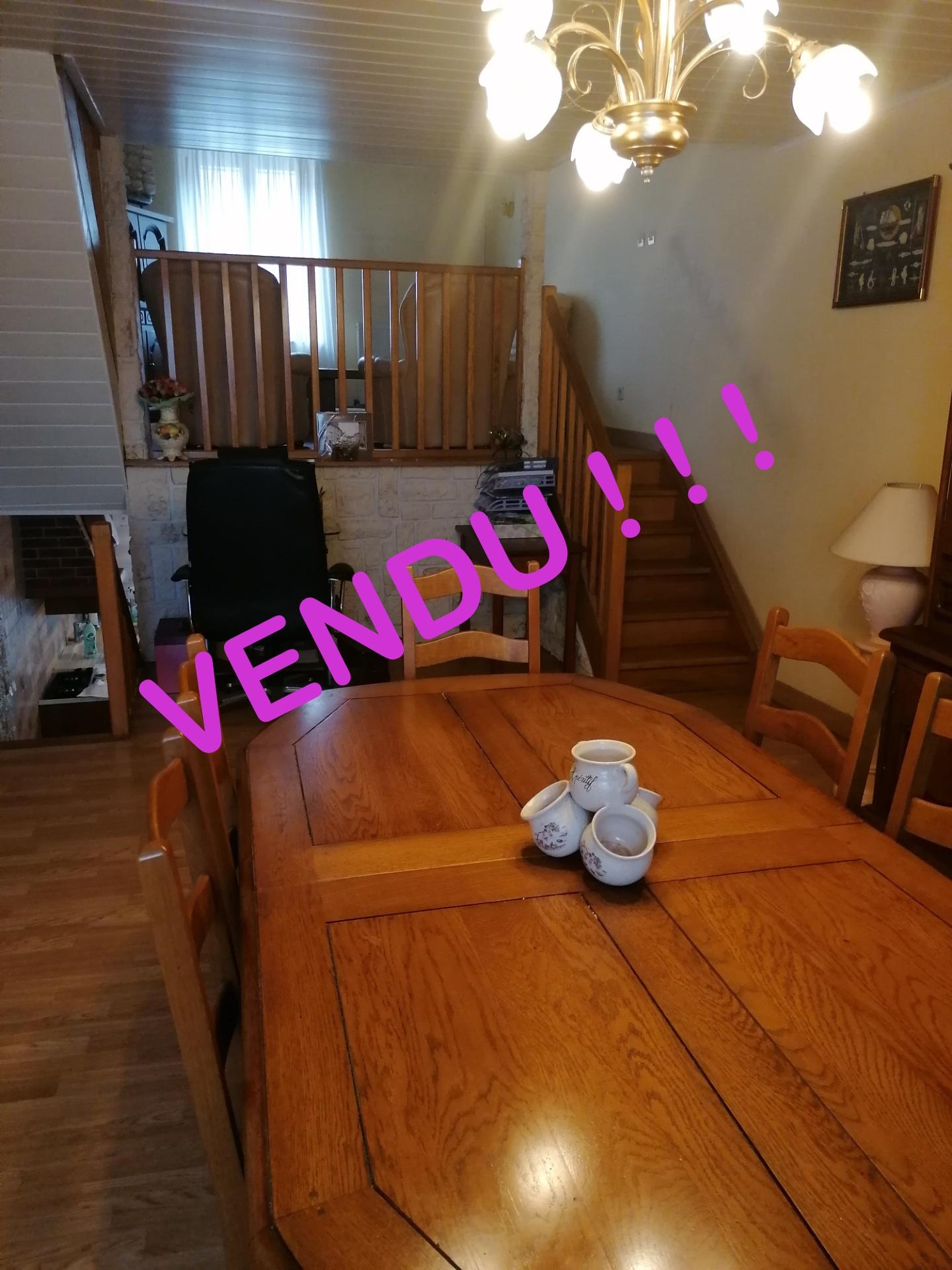 VENDU – PONT SAINT VINCENT : MAISON DE VILLE DE 85 M² Hab