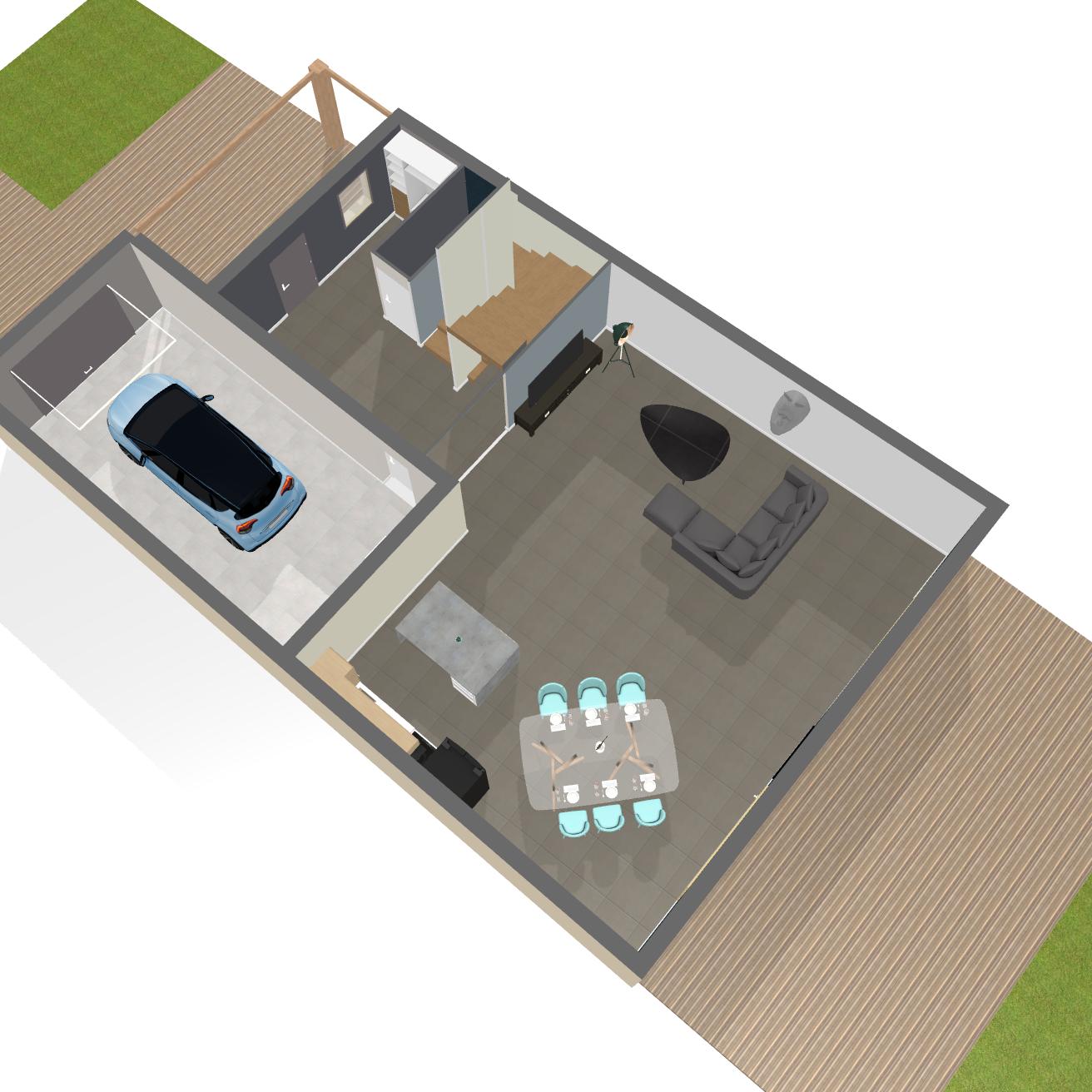 AZELOT : MAISON NEUVE 110 m²